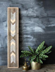 Items similar to Navajo Tribal Geometric Wood Patterned Wall Panel Art, Reclaimed Barnwood, Arrow Chevron - - Gienah Cygni Pattern on Etsy Barn Wood Crafts, Reclaimed Wood Projects, Reclaimed Wood Art, Diy Wood Projects, Wooden Wall Art, Wood Wall, Deco Dyi, Diy Wall, Wall Decor