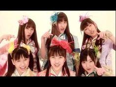 """ももいろクローバー  """"行くぜっ!怪盗少女""""  Momoiro Clover """"Ikuze! Kaitō Shōjo"""" (Let's Go! Prodigious Girl Thiefs ) #otaku"""