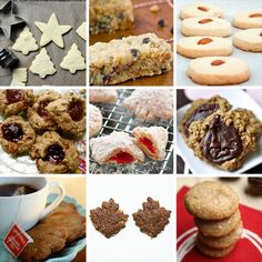 9 Holiday Cookie Recipes