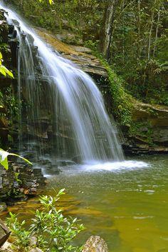 Cachoeira Bonsucesso, Pirenópolis-GO - Brazil