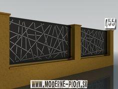 moderne kovove ploty a brany 455