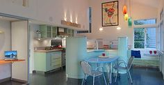 60's kitchen | The Jetsons -Style Kitchen in Jet City Seattle Magazine | Apartment ...