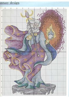 Dragon Cross Stitch Charts Cross Stitch Charts Cross-Stitch Fairies Cross Stitch Graphs Cross Stitch Wizards Cross Stitch Myth /& Magic