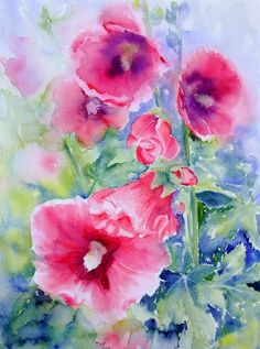 Beautiful 'Water Color Paintings' by Ruth S Harris