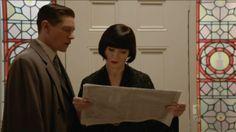 "Miss Fishers Murder Mysteries ""Phryne  Jack"""