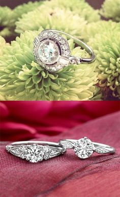 Brilliant Earth offers such a variety of unique and beautiful engagement rings