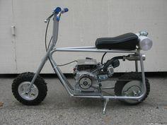 Custom Vintage Mini Bike