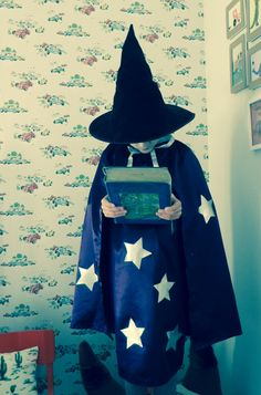 Emma Hardy's Cute and Easy Costumes for Kids - wizard | costumes ...