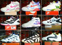 nike agassi collection Collections: Original Nike Agassi by The Tech Challenge Club