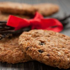 Whole Grain Cookies Recipe - Food - GRIT Magazine (without the chocolate and coconut they spread more, chewy oatmeal/ww cookies with crisp edges)