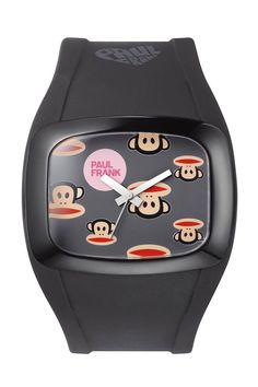 Paul Frank Watch (Black) from o.d.m 2012 Watch Collection on Brandsfever
