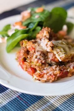 This hearty and savory Crock Pot Cabbage Roll Casserole is cooked in a rich tomato sauce, full cabbage, beef and herbs! Super easy to make, this Crock Pot Cabbage Roll Casserole makes for a perfect weeknight meal! #crockpot #slowcooker #casserole #cabbage #glutenfree #groundbeef #maindish #dinner | recipesworthrepeating.com Greek Marinated Chicken, Marinated Chicken Recipes, Tuna Casserole Healthy, Casserole Recipes, Best Smoked Brisket Recipe, Beef Steak Recipes, Smoker Recipes, Cabbage Roll Casserole, Unstuffed Cabbage Rolls