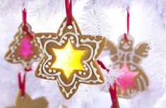 Biscotti di Natale effetto vetro. Speciale Natale - www.Sottocoperta.net