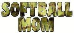 softball mom softball