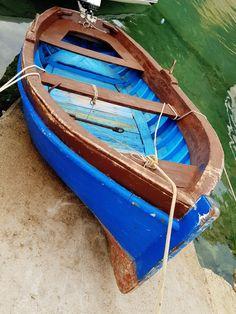 Boat in Ulcinj