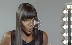 Naomi Campbell tells Channel 4 News she believes the fashion world discriminates against models of color – and is reluctant to book nonwhite models for shows. Video by Channel 4 News