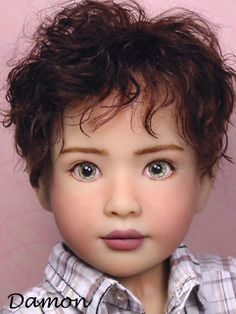 The Kidz N Cats Doll Gallery ~ Damon... (Such a handsome boy)