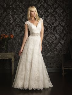 modest wedding dress love