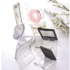When using a lipstick along with gloss to enhance the color on lips, consider applying small amount of gloss to avoid smearing! Cosmetic Containers, How To Apply, Make Up, Lipstick, Cosmetics, Color, Lipsticks, Colour, Makeup
