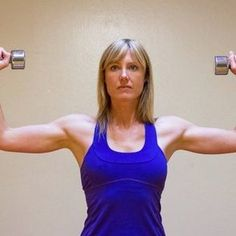 Michelle Obama Arm Workout