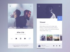 We've curated the best music player designs on Dribbble for your inspiration.