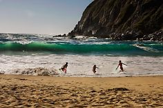 Las Docas, Chile. ©Linn Bergbrant