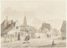 Gedempte Voldersgracht bij Drapenierstraat links