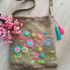 Hasîr çanta tasarımlarım