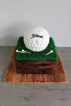 golf theme cake Golf Grooms Cake, Grooms Cake Tables, Golf Wedding, Wedding Reception, Wedding Cakes, Wedding Ideas, Golf Themed Cakes, 21st Birthday, Birthday Cake