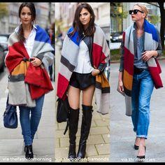 Red stripe scarf Worn once. Zara authentic Zara Accessories Scarves & Wraps