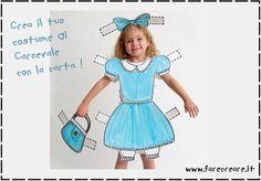 costume-carnevale-bambina-faidate con la carta