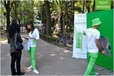 NORMADERM de Vichy en Parque México.