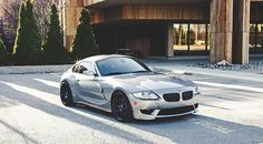 BMW Z4 ///M Coupe