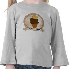 Ice-Cream Maniac T-Shirt