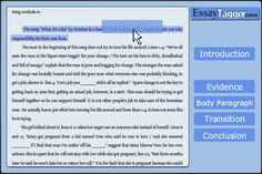 EssayTagger is a web-based tool that helps teachers grade essays faster by eliminating the repetitive and inefficient aspects of grading papers. EssayTagger is not an auto-grader. You still do all the grading yourself, but now you can do it faster! Teaching History, Teaching Writing, Teaching Tips, Teaching Posts, Writing Curriculum, Essay Writing, Mastery Learning, Grading Papers, Learning