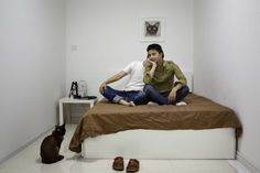 Poignant portraits show what it's like being LGBT in China