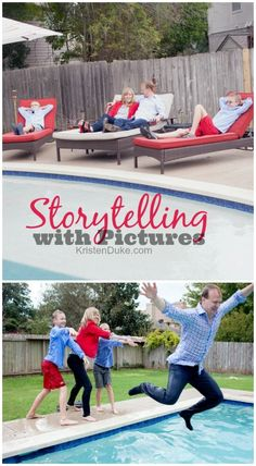 Storytelling with Pictures, how to take more candid pictures #photography #phototips