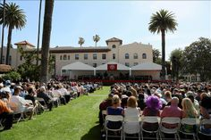 Santa Clara University Law Spring 2014 Commencement