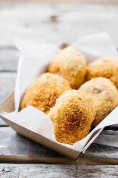 Potato Croquettes - Japanese Korokke ポテトコロッケ