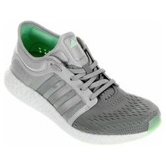 T�nis Adidas Clima Chill Rocket Boost - Chumbo+Cinza