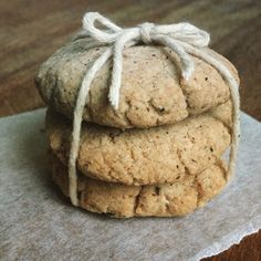 Tigernut, biscuits, cookies, autoimmune paleo, paleo, aip, fodmap, gluten free, grass-fed gelatine, dairy free (CDK in db )