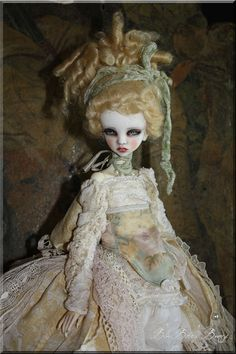 Doll Chateau Douglas SD size BJD Body. 2} Complete as shown OOAK Blueberry Bunny Outfit. 1}Doll Chateau DOUGLAS 50cm MSD size with repaint by Kimberly Angel. Full Body & Face Paint, hand done by doll artist Kimberly Angel (Angel Babies). | eBay!