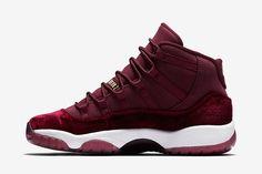 70b21cef879a Air Jordan 11 Gg Heiress (Red Velvet) - Sneaker Freaker