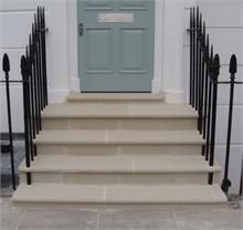 Steps - Cranborne Stone