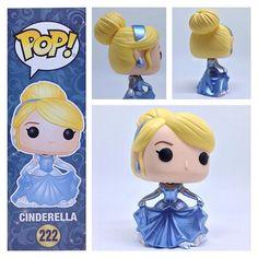 Ela vai brilhar muito na estante da sua casa! 😍😍 Shimmering Cinderella aqui na Funko Mania! 😉 #funko #funkopop #funkomania #popvinyl #funkopopbrasil #geek #disney #disneyprincess #princesas #cinderella #shimmeringcinderella #funkofamily