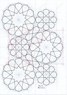 Bou118 #islamicdesign #islamicpattern #islamicart #arabianart #geometry #symmetry #mathart #regolo54 #disk #circle #handmade #escher
