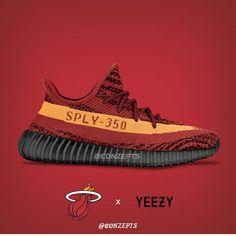 | Pick one⚠️ . Turn on Post Notifications Use #NIKEL1FE - adidas Yeezy 350 V2 x NBA :(via @conzepts)