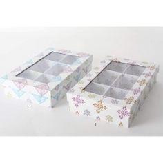 Caixa Decorativa Estrelas