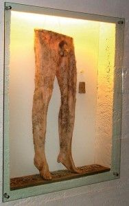 The macabre Iceland witchcraft tradition of necropants involves wearing someone's skin to collect coins in the scrotum.