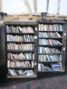 Lewes bookshop